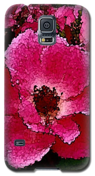 Flower Painting Collection 19 Galaxy S5 Case