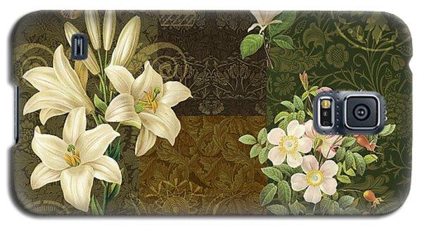Flower Patchwork 2 Galaxy S5 Case