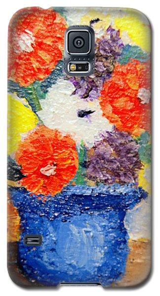 Flower Pot Galaxy S5 Case