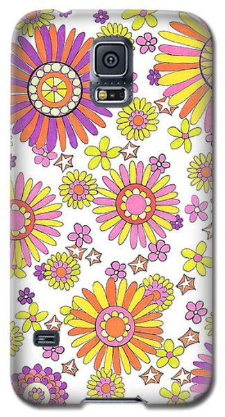 Flower Power 1 Galaxy S5 Case