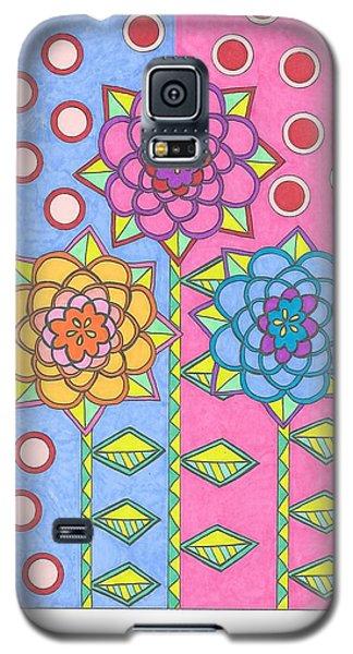 Flower Power 2 Galaxy S5 Case