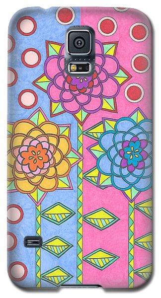 Flower Power 2 Galaxy S5 Case