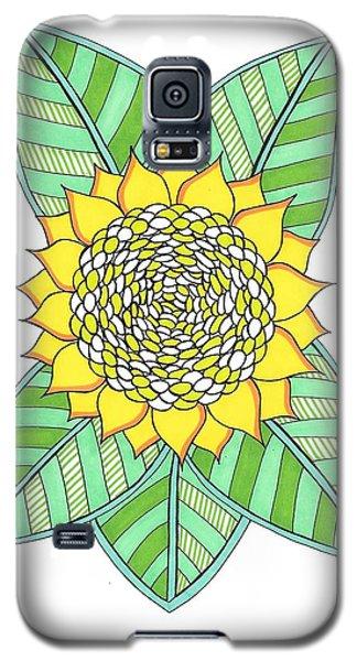 Flower Power 6 Galaxy S5 Case