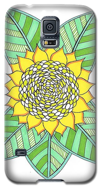 Flower Power 6 Galaxy S5 Case