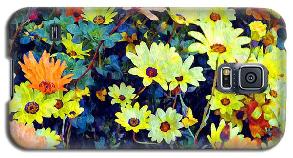 Galaxy S5 Case featuring the photograph Flower Power by Glenn McCarthy Art and Photography