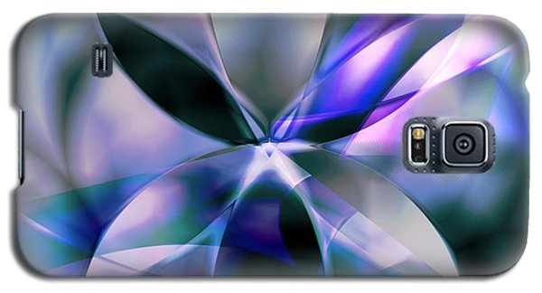 Flower Reflections Galaxy S5 Case