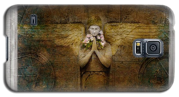 Flower Spes Angel Galaxy S5 Case