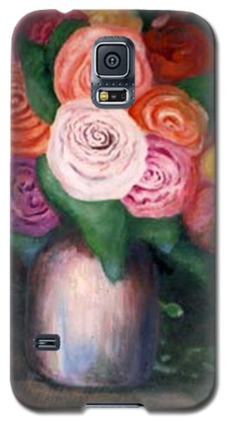Flower Spirals Galaxy S5 Case