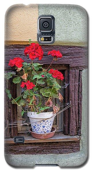 Flower Still Life Galaxy S5 Case by Alan Toepfer