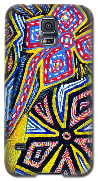 Flower Study Galaxy S5 Case