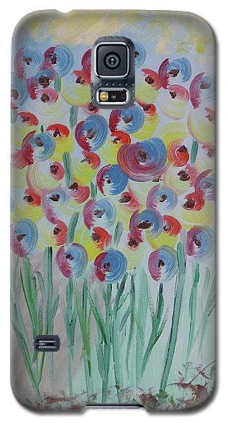 Flower Twists Galaxy S5 Case