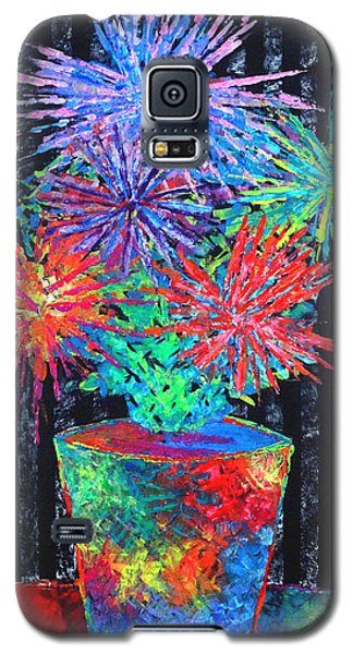 Flower-works Plant Galaxy S5 Case by Jeremy Aiyadurai