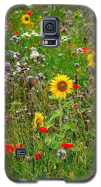 Flowering Meadow Galaxy S5 Case by Ari Salmela
