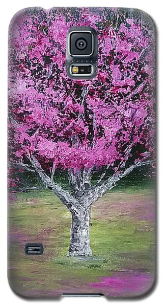 Flowering Tree Galaxy S5 Case