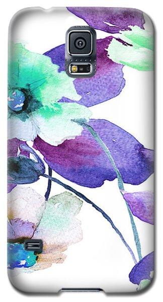 Flowers 01 Galaxy S5 Case
