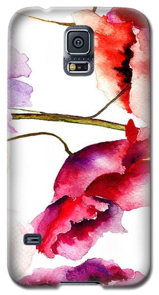 Flowers 02 Galaxy S5 Case