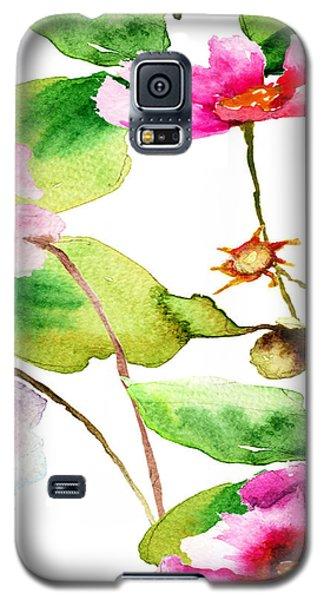 Flowers 03 Galaxy S5 Case