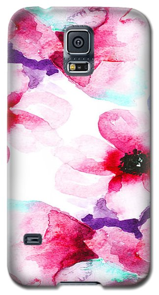 Flowers 04 Galaxy S5 Case