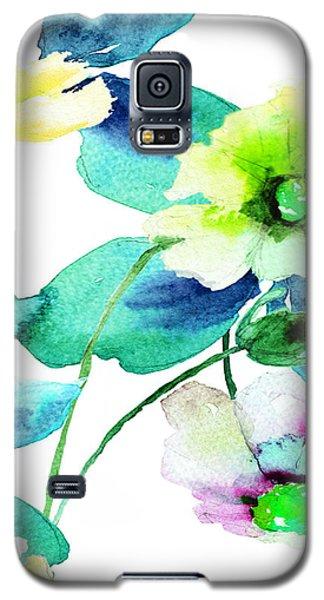 Flowers 08 Galaxy S5 Case
