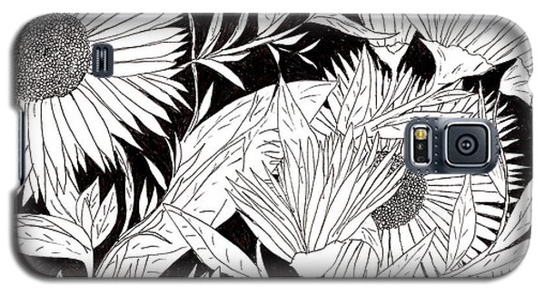 Flowers 2 Galaxy S5 Case