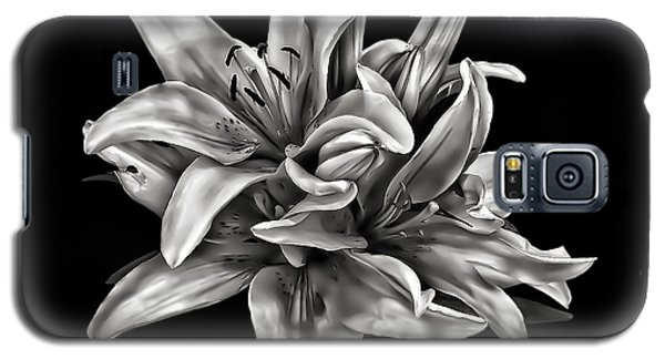 Flowers 8449 Galaxy S5 Case