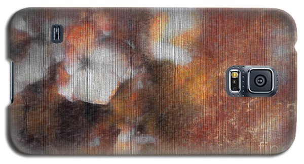 Flowers Abstract 1 Galaxy S5 Case