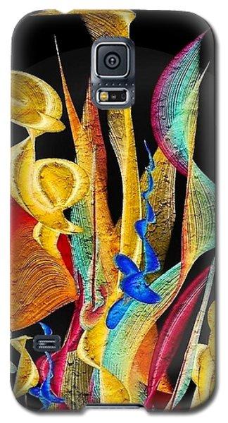 Flowers Dream By Nico Bielow Galaxy S5 Case
