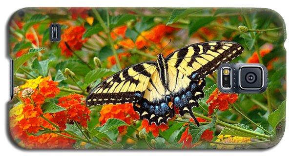Flowers For Butterflies Galaxy S5 Case