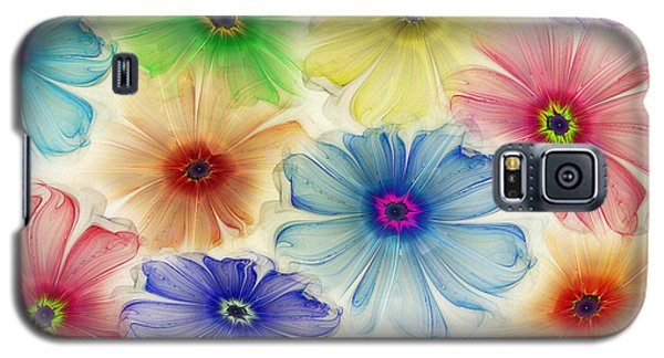 Flowers For Eternity Galaxy S5 Case