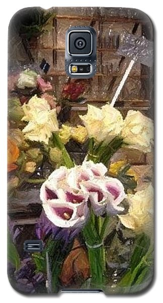 Flowers For Patty Galaxy S5 Case