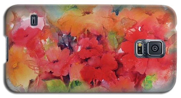 Flowers For Peggy Galaxy S5 Case