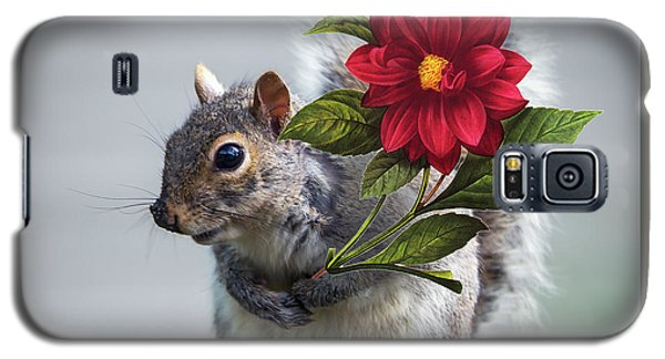 Flowers For You Galaxy S5 Case by Brian Wallace
