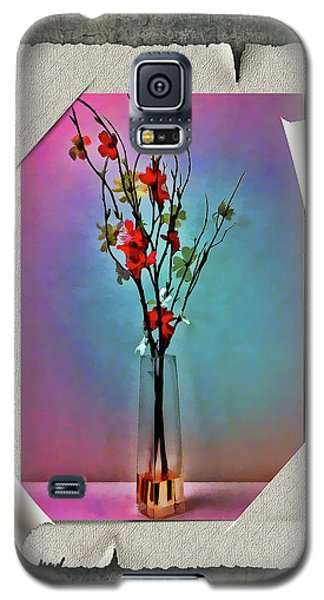 Flowers In A Vase Galaxy S5 Case