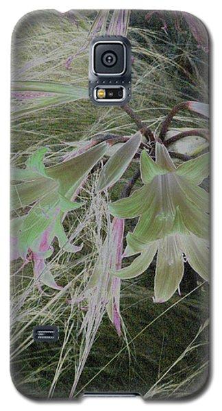 Flowers In Berkeley Galaxy S5 Case