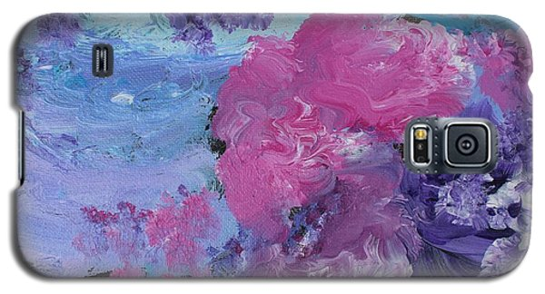 Flowers In The Clouds Galaxy S5 Case