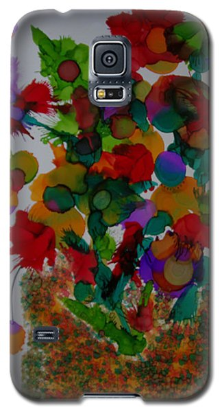 Flowers In The Vase # 63 Galaxy S5 Case
