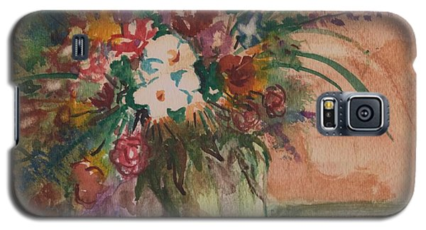 Flowers In Vases 2 Galaxy S5 Case