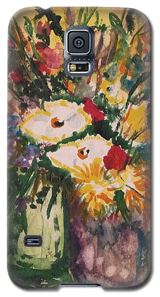 Flowers In Vases Galaxy S5 Case