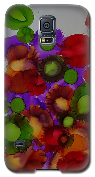 Flowers Of Paradise # 66 Galaxy S5 Case