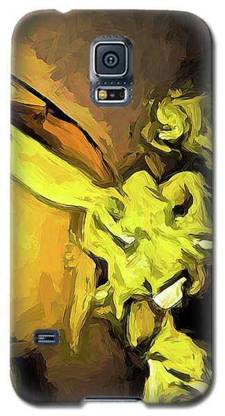 Flowers Of Yellow 1 Galaxy S5 Case
