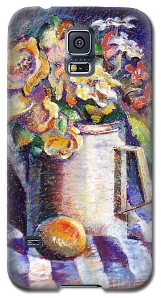 Flowers Galaxy S5 Case by Stan Esson