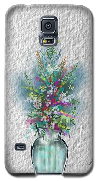 Flowers Study Two Galaxy S5 Case by Darren Cannell