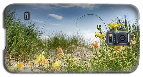 Flowery Dunes Galaxy S5 Case