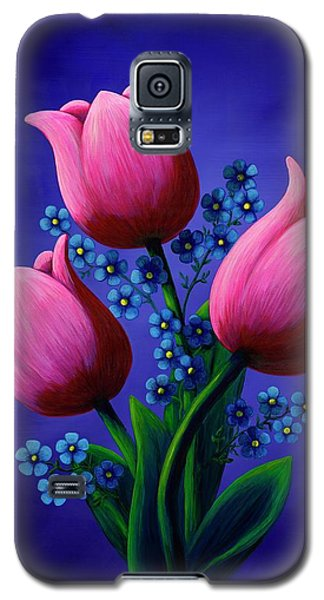 Flowessense Galaxy S5 Case