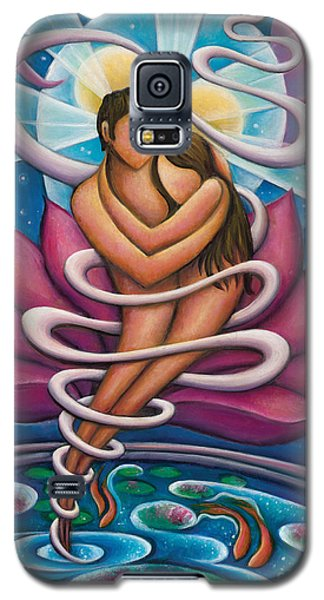 Flowing And Growing In The Arms Of Love Galaxy S5 Case