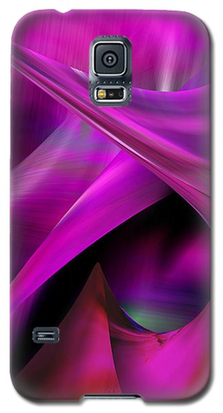 Flowing Energy Galaxy S5 Case