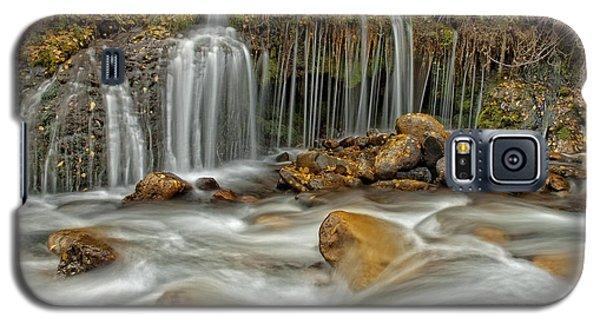 Flowing Water Galaxy S5 Case