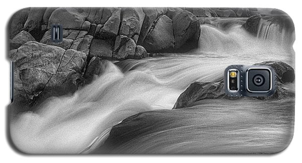 Flowing Waters At Kern River, California Galaxy S5 Case
