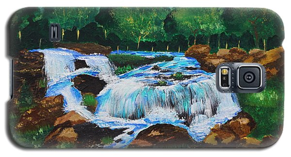 Flowing Waters Galaxy S5 Case
