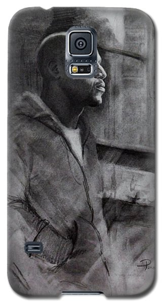 Reflections Of Floyd Mayweather Galaxy S5 Case